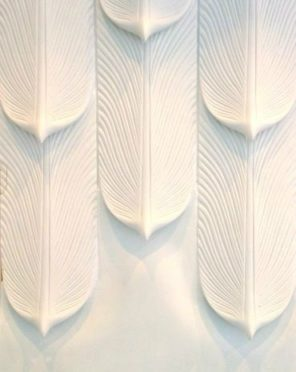 Plaster Surface by Fameed Khalique