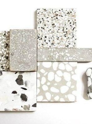 Terrazzo Material Board