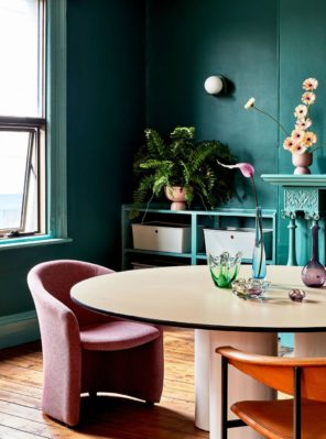 Pip Newell of Curated Spaces Dulux Walls, Photo by Amelia Stanwix