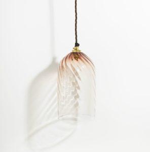 Twist Pendant Monmouth Glass